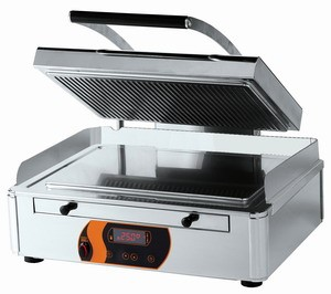 Picture of Duplex Kontakt Grill